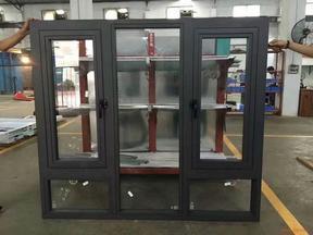 万科项目部1.0铝合金防火窗供应商,云南陆顺防火玻璃门窗有限公司