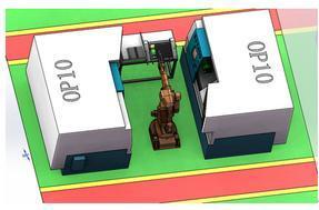 数控机床自动上下料系统设计