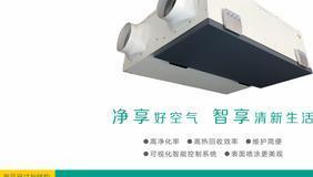 重庆绿岛风净化型全热交换器