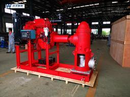 XBC型柴油机深井消防泵高扬程大流量