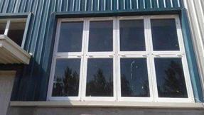 采光型泄爆窗|铝质泄爆窗