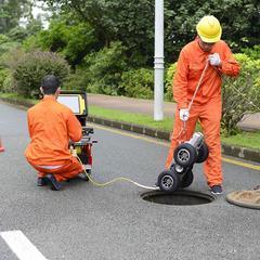 排水管网、雨污分流系统CCTV视频检测高清管道机器人C3HD