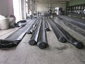 隧道水沟气囊25米预制电缆槽水沟专用