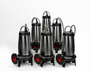JYWQ全自动搅匀潜水排污泵