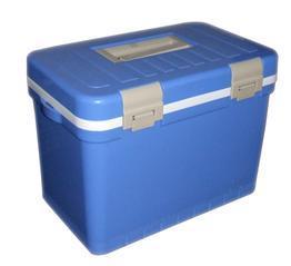 供应10升医用便携式采样冷藏保存箱疫苗冷藏箱GONNA甘兰