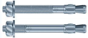 德国原装进口扭矩控制式螺栓型锚栓  M12x125