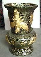 陶瓷花盆——富贵花开