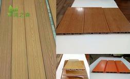 供应市政工程生态木地板 生态木内外墙板