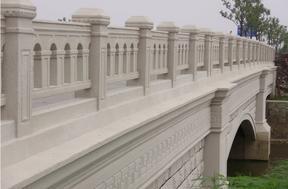 四川驰升铸造石栏杆 仿石栏杆