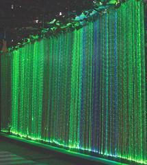 南京光纤灯-光纤水帘照明