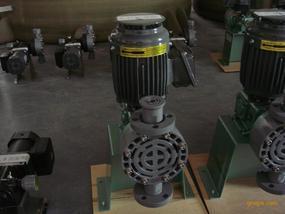 膜片式计量泵