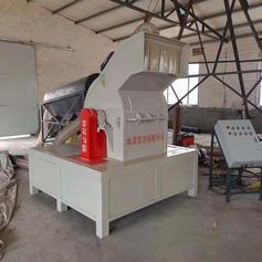 專業生產分離式水泥發泡板廢料粉碎機廠家 無粉塵操作