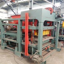 厂家供应全自动4-15液压水泥砖机 水泥空心砖机