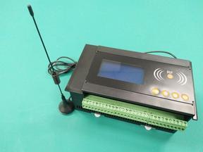 徐州蓝芯电子井电双控、采集电流电压、内置锂电机井灌溉控制器