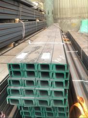 UPN欧标槽钢 规格齐全