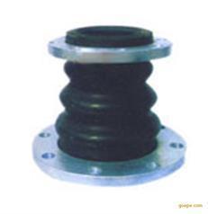 异径体丝连柔性橡胶软接头