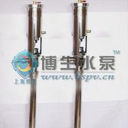 上海博生水泵牌浆料泵)BSY-C3.2型气动油桶泵(浆料泵)