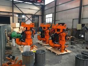 鲲升KSY浓度高挖机液压泥浆泵