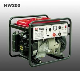 发电电焊机HW200