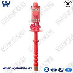 3CF认证XBD立式长轴深井消防泵