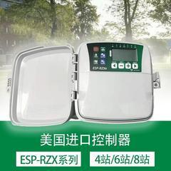 美國雨鳥ESP-RZX四站控制器 草坪自動噴灌模塊灌溉控制器