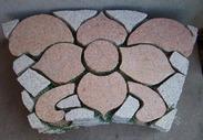 混合花岗岩网贴地铺HZM-120