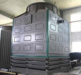 CDBNL3系列超低噪声逆流玻璃钢冷却塔