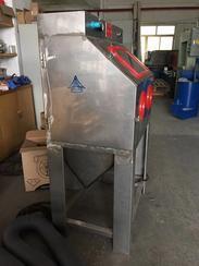 手动喷砂机不锈钢喷砂处理设备 江苏喷砂机