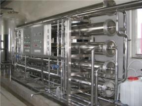 食品饮料工业纯净水设备