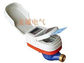 LXSK-I型接触式IC卡智能热水表