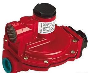 美国费希尔调压器R622DGJ燃气减压阀