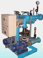 国家电网保定电力职业技术学院使用的高层直连供暖机组