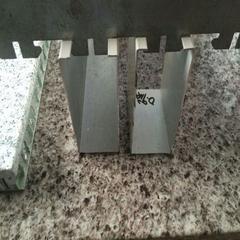 u型方通挂片 u形铝方通厂家 挂片铝方通
