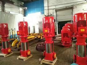 消防泵XBD6.0/45消防泵厂家