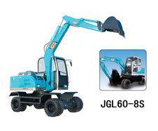小型360度挖掘机http://www.zgxyjx.com高性能小型轮式挖掘机/福建向各地供应小型挖掘机