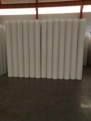 沧州众泽塑业生产各种PP管MPP电力管除雾器PP管束及配件