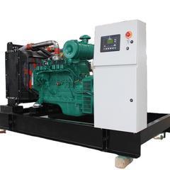 康明斯80KW 便攜式天然氣發生器 天然氣發電機