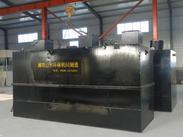 绵阳wsz1-8地埋式一体化污水处理设备