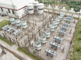 高压电网动态无功补偿装置(SVC)
