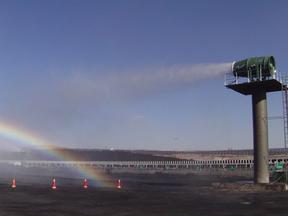 塔式雾炮机  移动式雾炮机