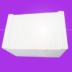 HTAC用六方孔系列蜂窝陶瓷蓄热体
