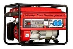 6500CX汽油发电机组