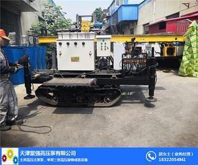 止水加固旋喷桩机 灌注桩插缝钻机选聚强旋喷设备厂家