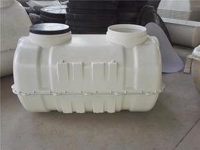 农村改厕压膜化粪池 机制缠绕一体化粪池价格
