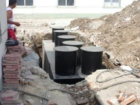 城镇污水处理设备技术优势分析