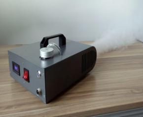 PM2.5烟雾制造设备雾霾模拟烟雾机小型检测试验用烟雾发生器