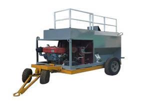 牵引式ZNP水泥浆喷洒机摊布机