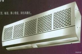 DRM系列静音型离心式热空气幕