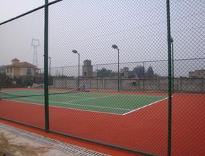 天津篮球场围网施工-塘沽网球场灯光安装设计