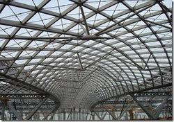 内蒙古网架、钢结构